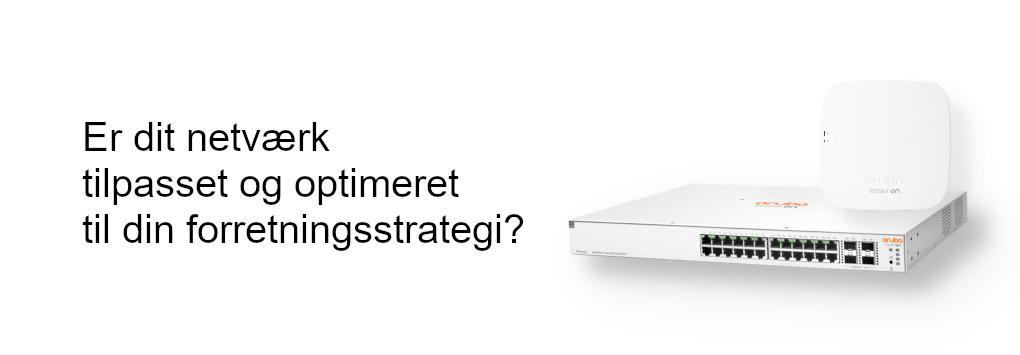 Er dit netværk tilpasset din strategi?